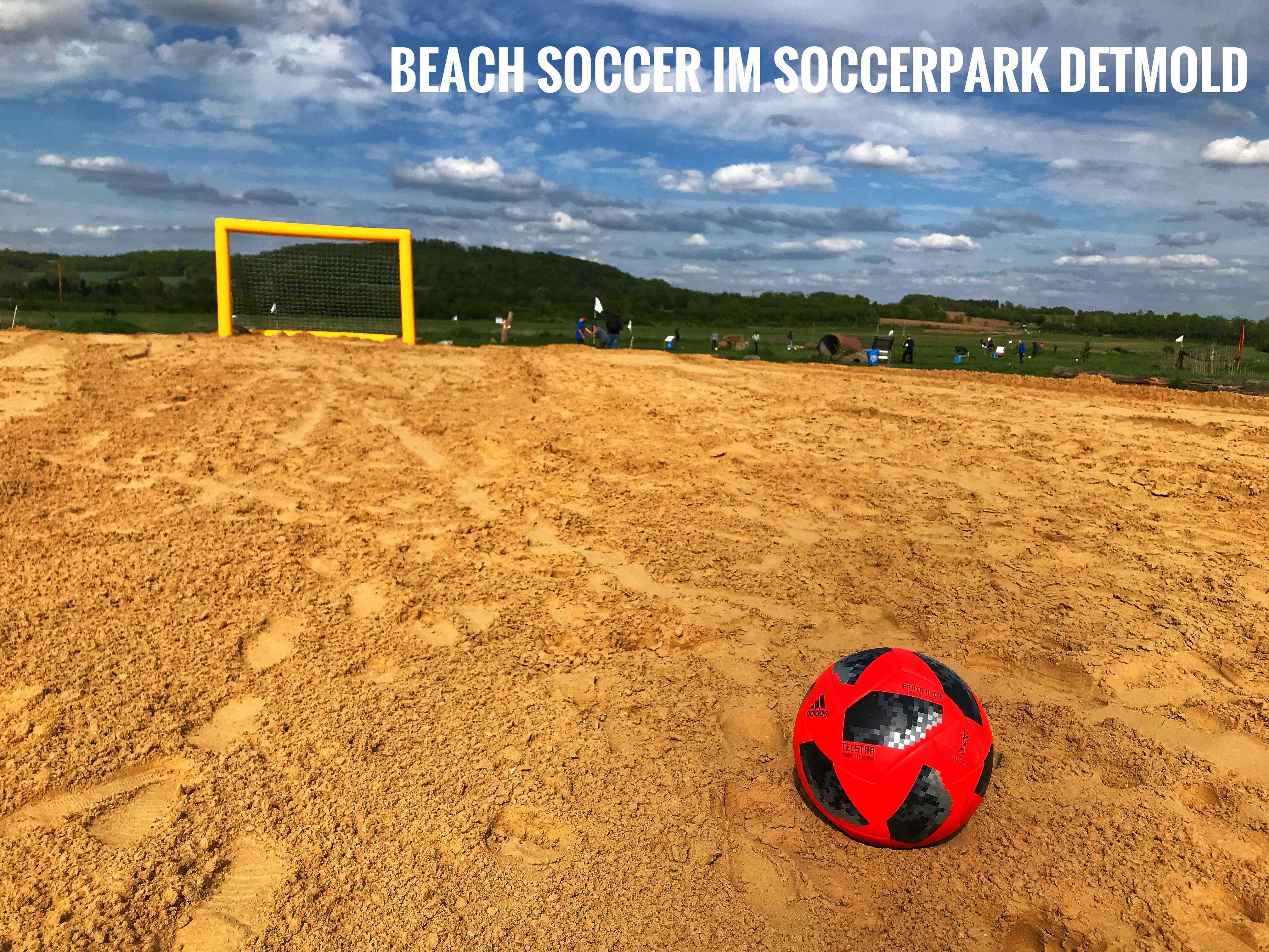 Soccerpark Detmold Beachsoccer